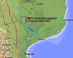 Operational area Limpopo corridor
